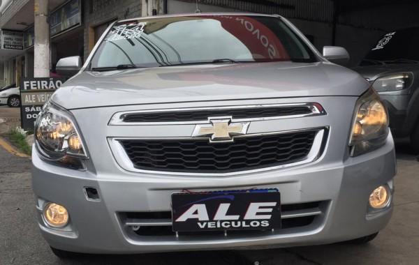 Chevrolet/Cobalt LTZ 2014. GNV